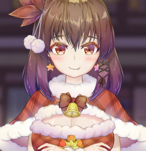 朵拉(聖誕裝)