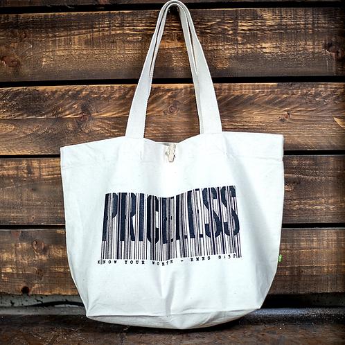 'Priceless' Large Tote