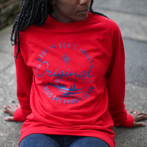 'Original Creation' Unisex Sweatshirt