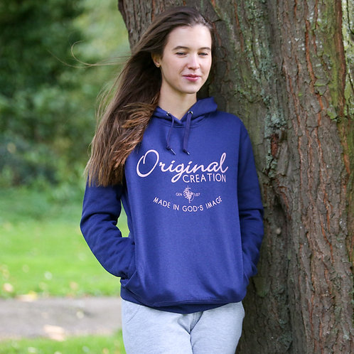 'Original Creation' Ladies Hoodie