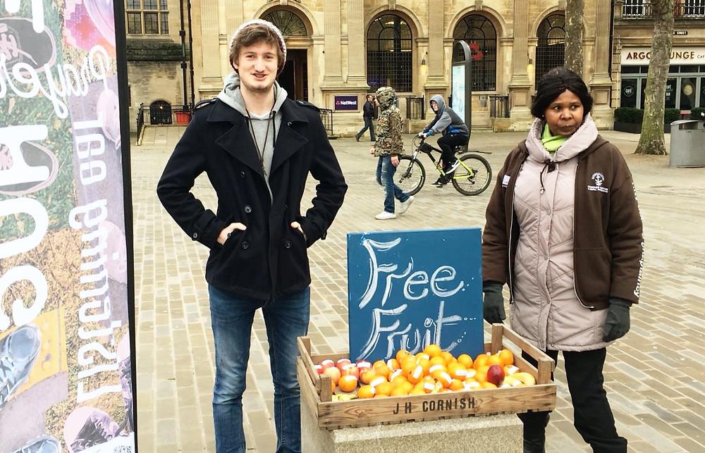 street evangelism, fruits of the spirit
