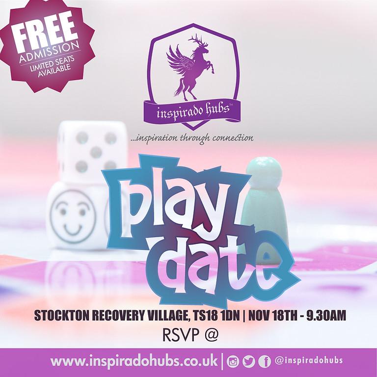 Stockton Play Date