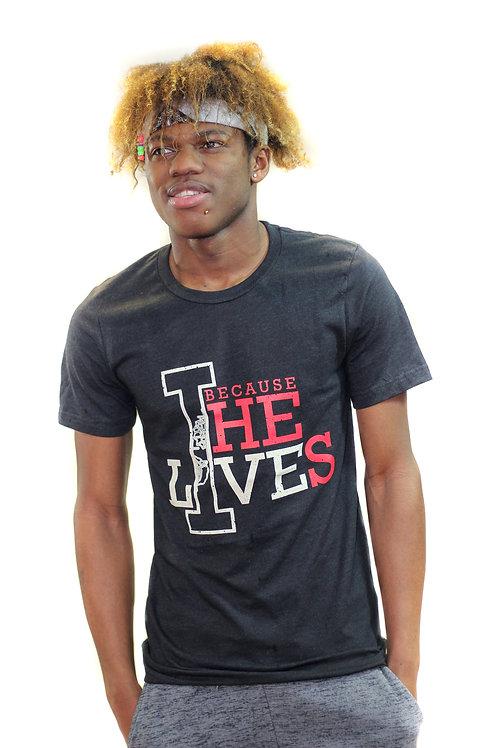 jesus lives t-shirt