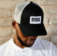cool christian black snapback cap