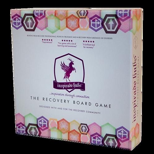 Inspirado Recovery Board Game