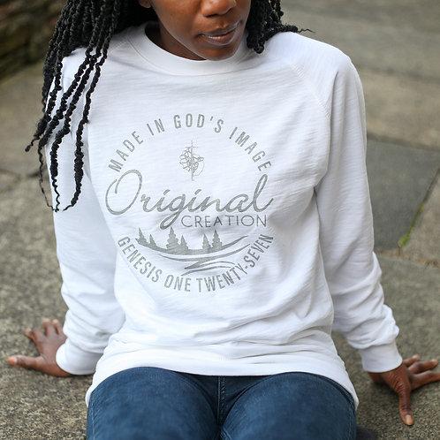 'Original Creation' Unisex Sweatshirt