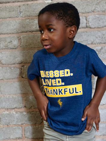 Thankful Children's T-shirt