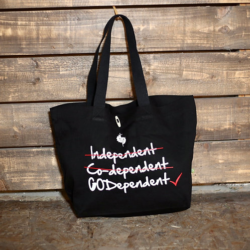 GODependent Large Tote