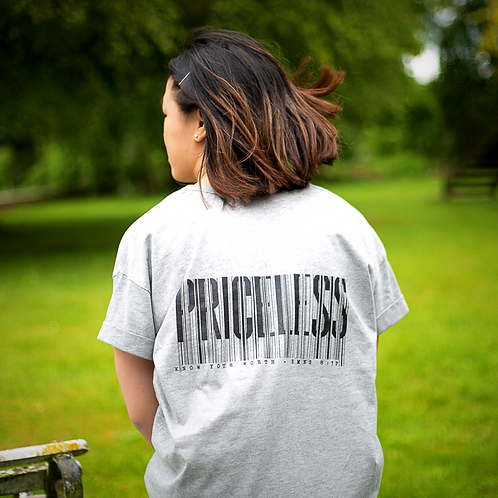 'Priceless' Slouchy T-shirt