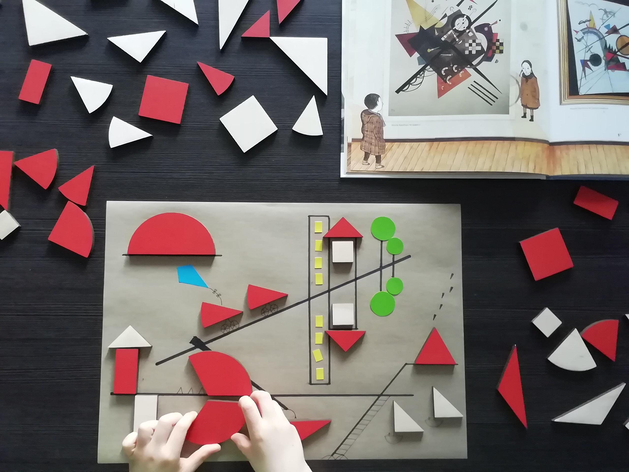 Wakacyjne warsztaty matematyczne 4-6 lat