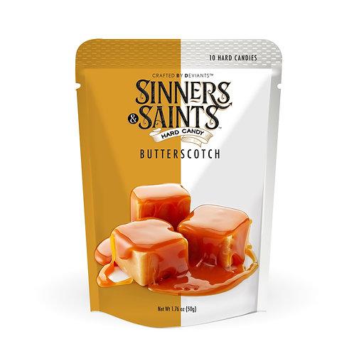 Sinners & Saints® Hard Candy - Butterscotch
