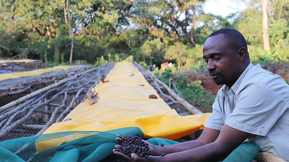 SO:Single Origin - Ethiopia Mustefa Abakeno 240g retail pouch