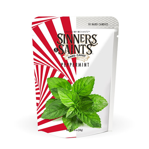 Sinners & Saints® Hard Candy - Peppermint