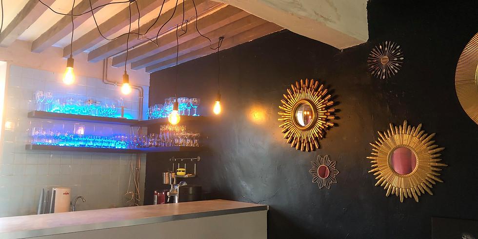Réouverture bar & porte ouverte chambres d'hôtes