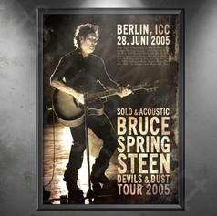 BRUCE SPRINGSTEEN Devils & Dust Tour 2005