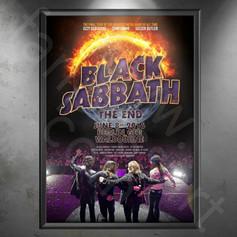 BLACK SABBATH The End 2016-2017