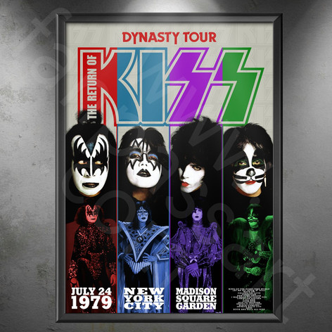 KISS Dynasty Tour 1979