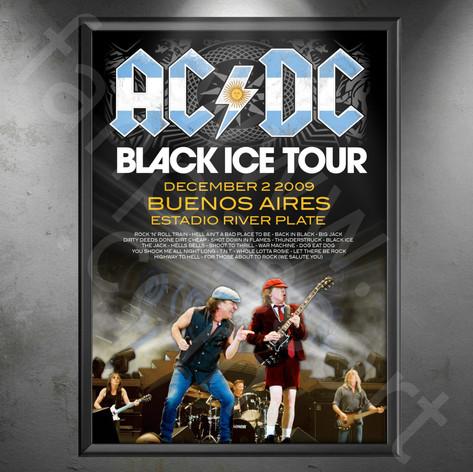 AC/DC Black Ice Tour 2008-2010