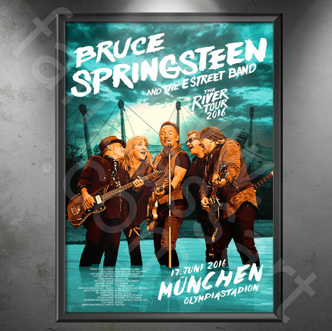 BRUCE SPRINGSTEEN The River Tour 2016, Berlin