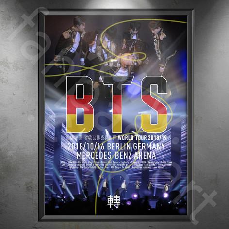 BTS Love Yourself World Tour 2018-2019
