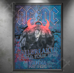 AC/DC Ballbreaker World Tour 1996