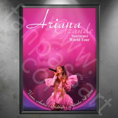 ARIANA GRANDE Sweetener World Tour 2019