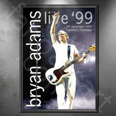 BRYAN ADAMS live '99