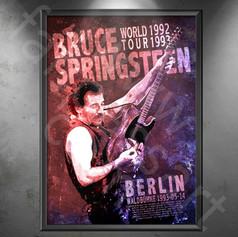 BRUCE SPRINGSTEEN World Tour 1992-1993
