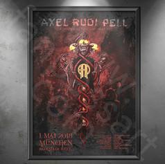 AXEL RUDI PELL Knights Call Tour 2018