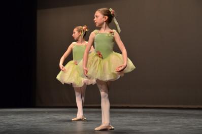 Intermediate Ballet