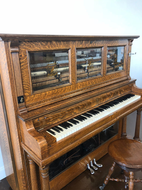 A look at player pianos