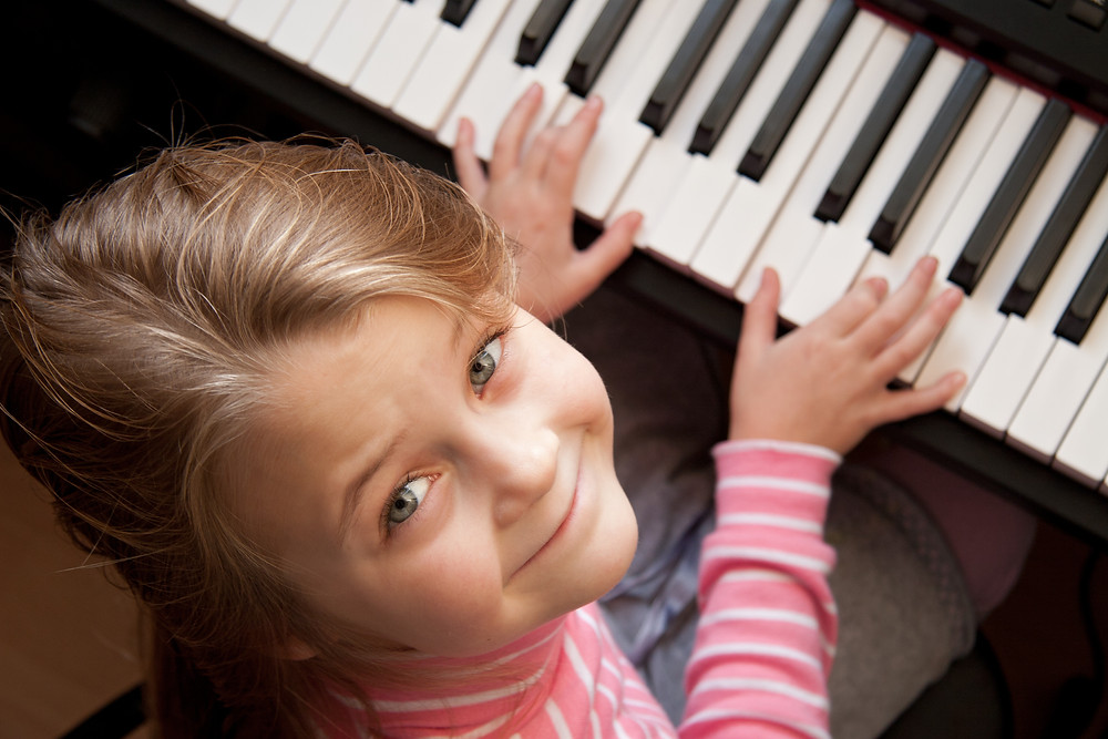 making piano lessons fun