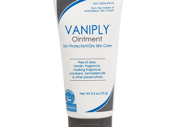 Vanicream Moisturizing Ointment  2.5 oz