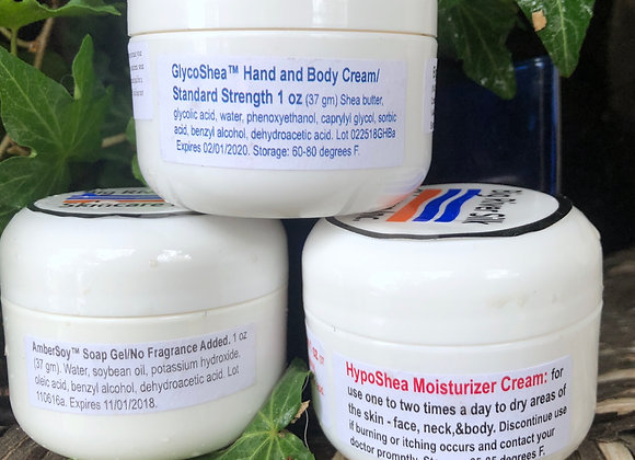 Face and Neck Kit for Oily Skin- Small