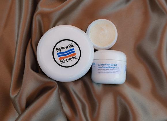 GlycoShea™ Hand and Body Cream: Standard Strength, Large