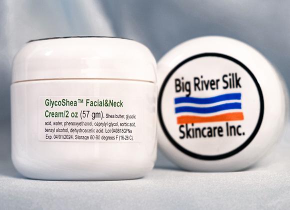 GlycoShea™ Facial and Neck Cream/ 2 oz (57 gm)