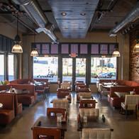 Vickery's Restaurant at Glenwood Park in Atlanta