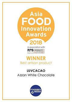 AFIA18_WINNER_Best-artisan-product_Azzan