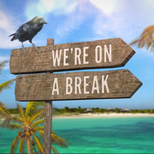 Elephant House Studios 'We're on a Break'