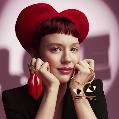 Lulu Guinness AW18 'Accessories'