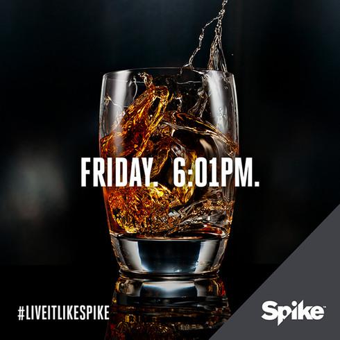 Spike UK 'Social Branding'