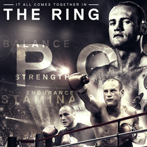 Channel 5 'Boxing on 5 Campaign'