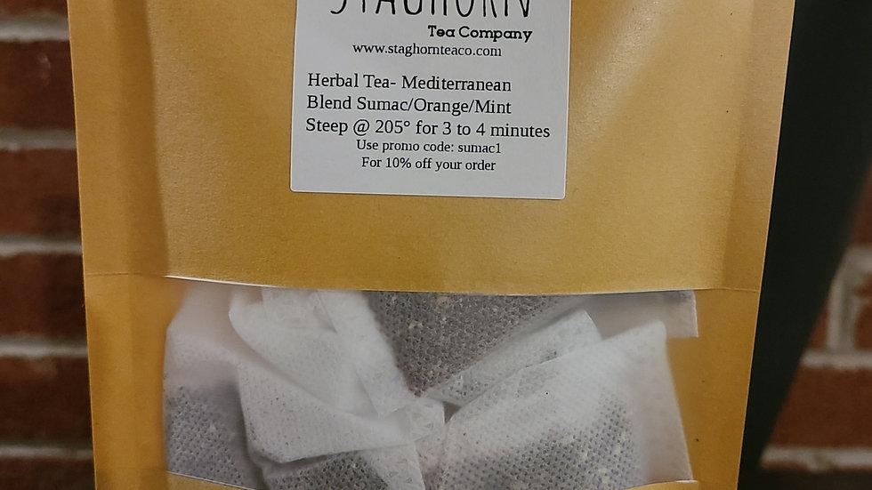 6pack - Mediterranean Blend- Sumac/Orange/Mint