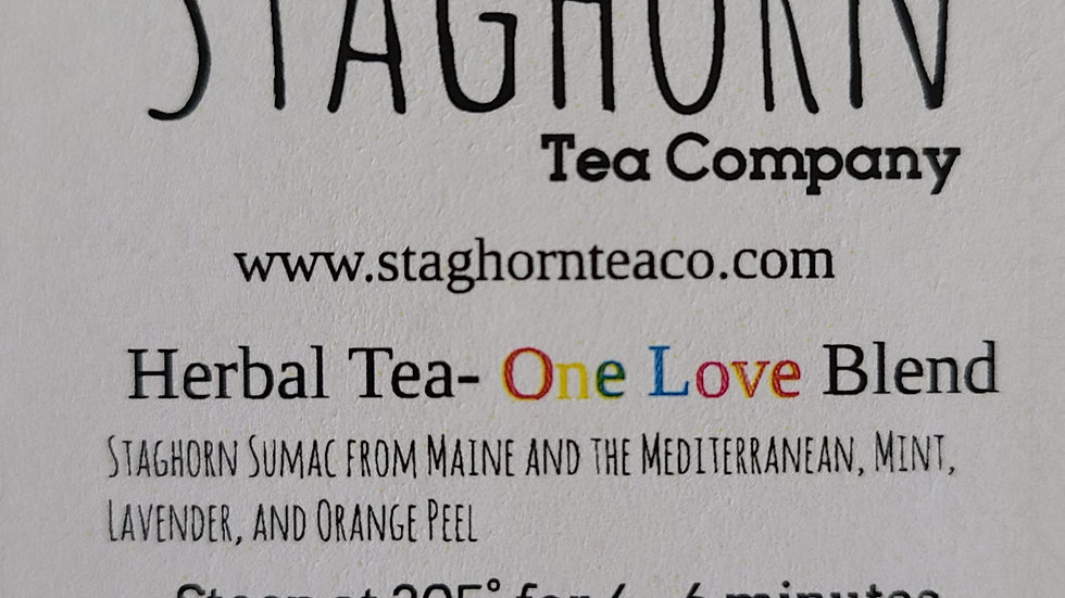 6 Pack - One Love Blend