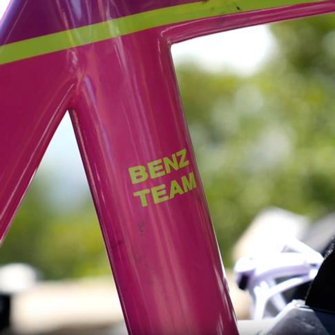 Benz Team ride Lisbon 2017