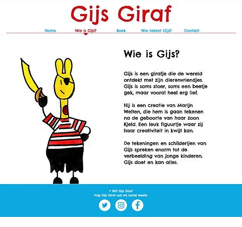 Gijs Giraf
