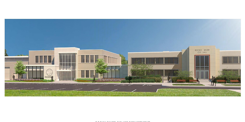 Virtual Tour: The City of Rocky River New Police Station