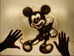Sand Studio, Mickey Mouse