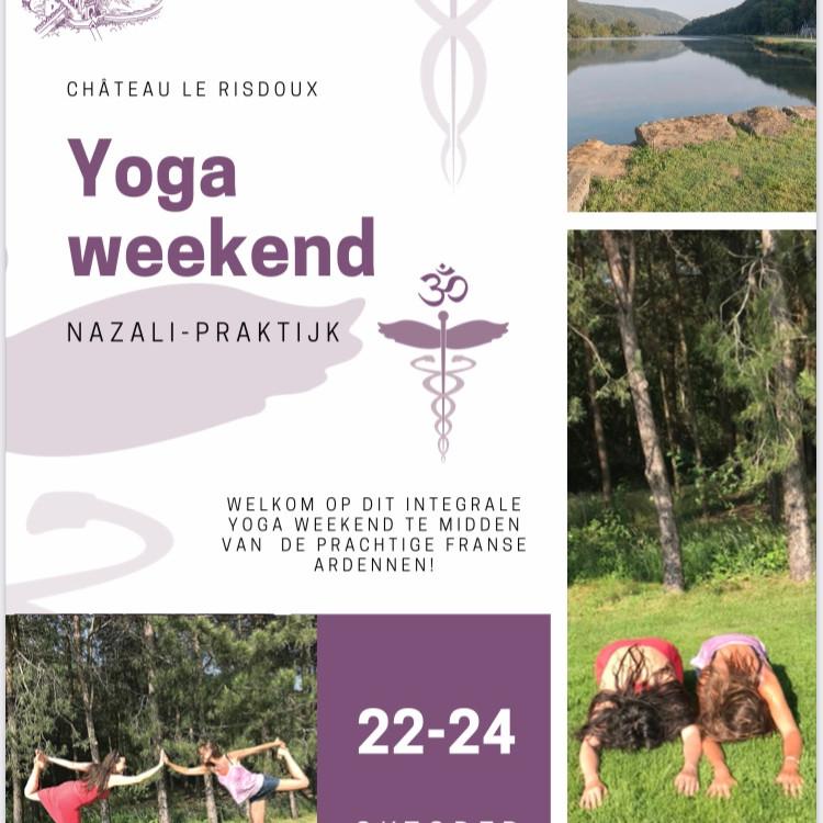 2de Integraal Yoga weekend oktober 2021