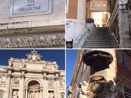 Via Della Missione... leven is een missie :-)